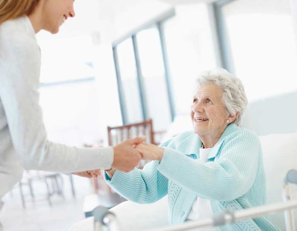 Pflegedienst München Individuelle pflegebegleitende